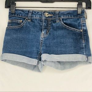 3️⃣ bundle girls jean shorts